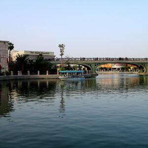 Riverland в Дубаи. Один прекрасный день...