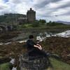 За медитацию на берегу у замка Эйлен-Донан денег не берут!;)