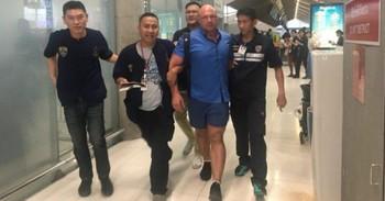 Турист из РФ ограбил пункт обмена валют в Таиланде