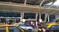 Такси у входа в терминал аэропорта Даболим