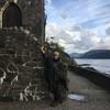 Рекомендую лично удостовериться, что стены замка Эйлен-Донан самые что ни на есть настоящие, а не декорация к очередному фильму!;)