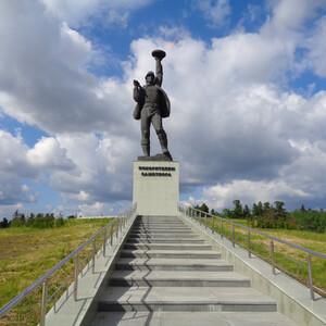 Нижневартовск — город нефти и берез