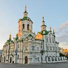 Спасская церковь в Тюмени