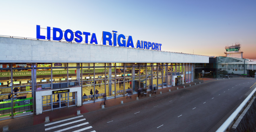 Аэропорт Риги