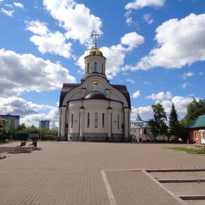 Фотопрогулка по Сургуту.