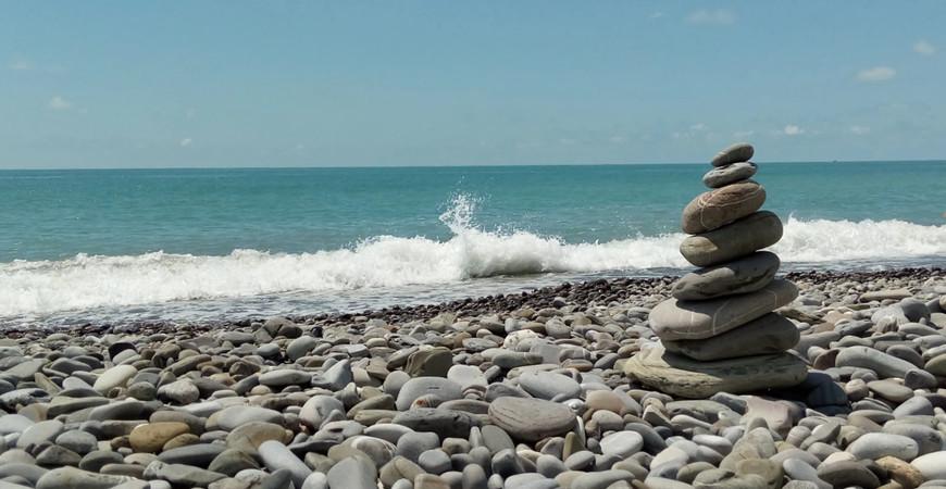 Дикий нудистский пляж Лазаревское – Солоники