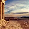 Вид из храма св Георгия