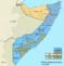 Часть сомалийской территории до сих пор находится под контролем исламистов