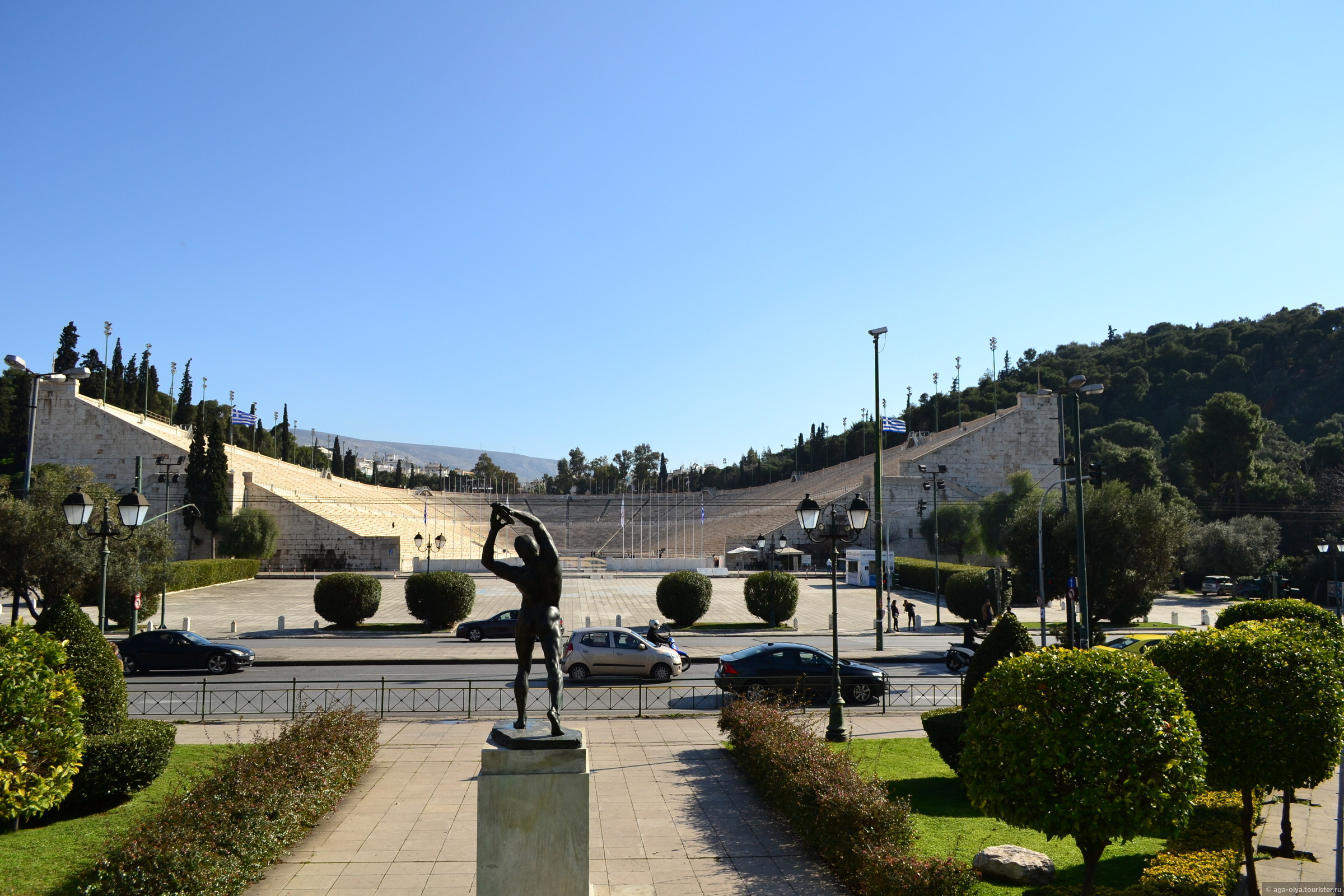 Выходные в Афинах
