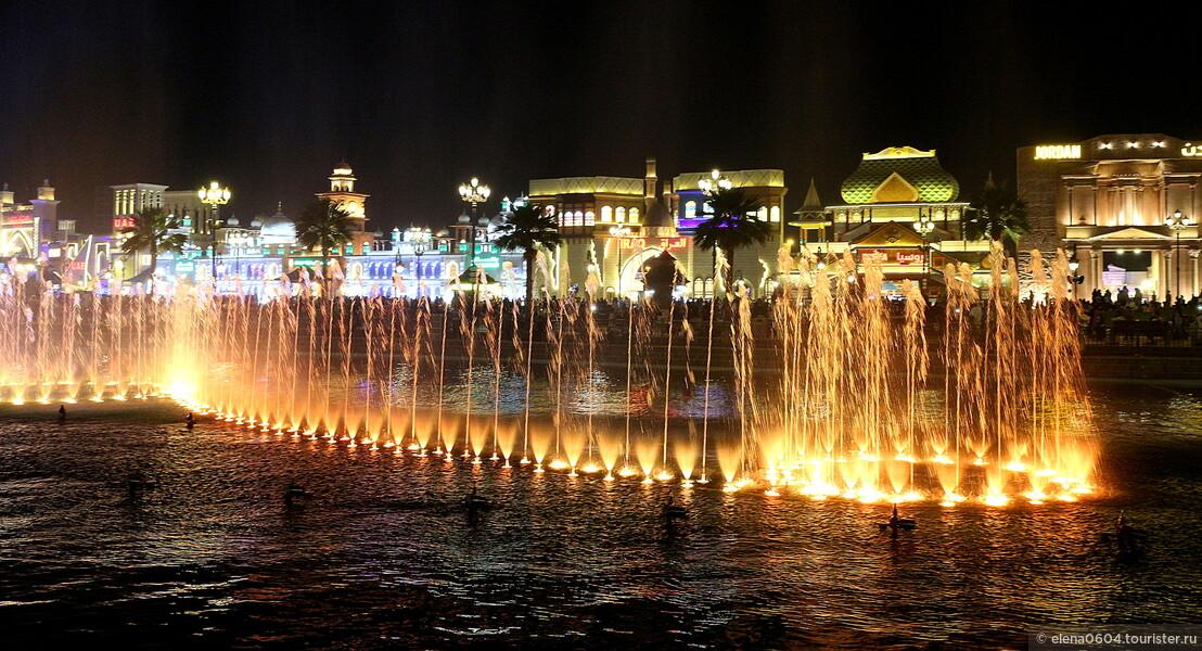 Ярмарка в Дубаи— это не только шопинг! А что еще?