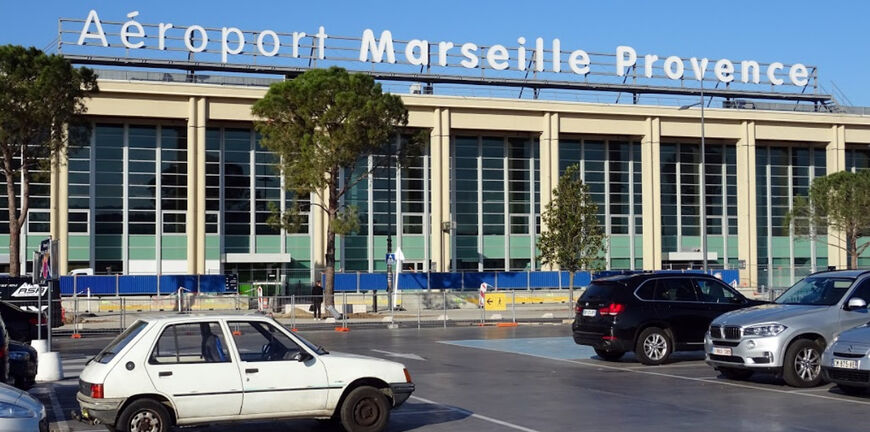 Как добраться из аэропорта Marseille Provence Airport до центра, жд и автовокзалов города Марселя днем и ночью?