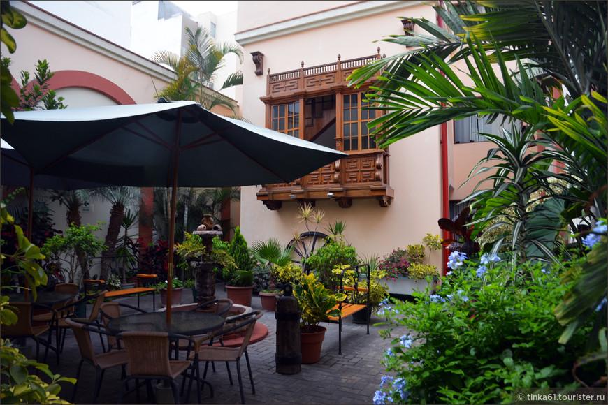 А это наш отель El Ducado. Настолько удачный, что напишу про него отзыв.