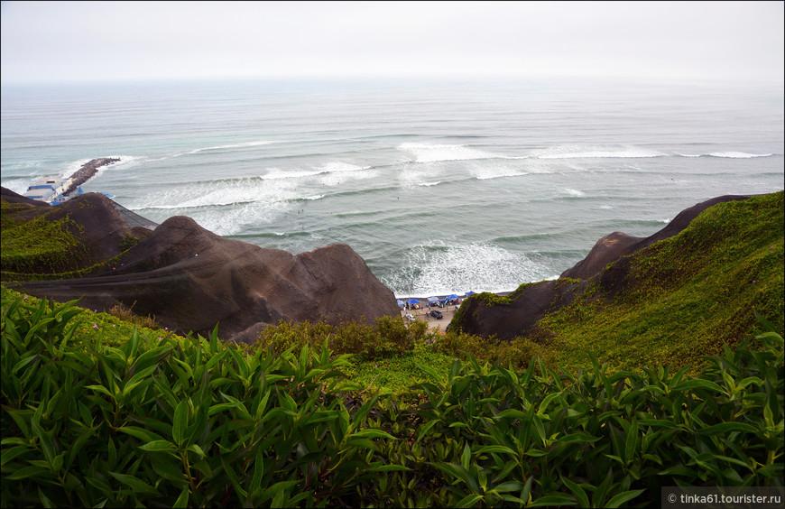Как по мне, так эта набережная самая красивая в мире. Утёсы, скалы, океан и вокруг всего этого природного великолепия  отлично обустроенная территория!