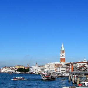 Италийский альбом, часть 11. Венеция с воды