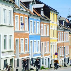 Орхус, Дания
