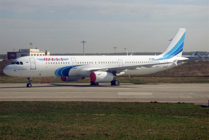 © Anna Zvereva from Tallinn, Estonia - Yamal Airlines, VQ-BSM, Airbus A321-231, CC BY-SA 2.0, commons.wikimedia.org