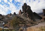 Скалы де Гарсия, парк Las Canadas del Teide