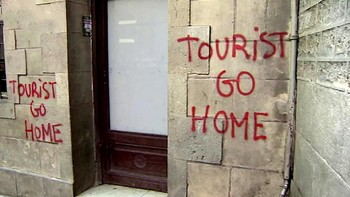 Активисты из южноевропейских стран совместно выступят против массового туризма