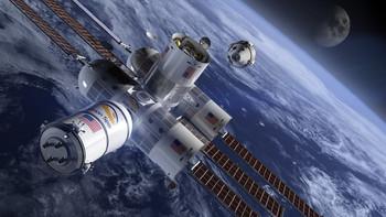 Первый отель в космосе откроется в 2022 году
