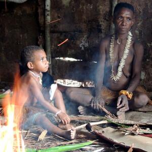 В таком уюте и тепле проходит коровайское детство