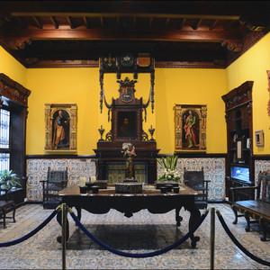 Дом Альяга— ровесник Лимы