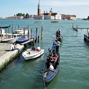 Италийский альбом, ч. 12. Венеция с суши