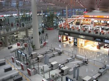 Китай ввёл дактилоскопию для иностранных авиапассажиров