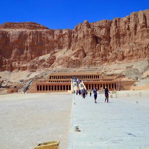 В стране фараонов, часть 1