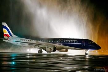Авиакомпания Air Moldova открыла прямой рейс из Екатеринбурга в Кишинёв