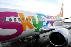 «Sky Express» запустит чартерные рейсы из регионов