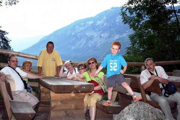 Автопутешествие «Альпийская сказка». Часть 10 – горное озеро Блед и его окрестности