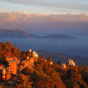 Горный Непал — Нагаркот и Покхара