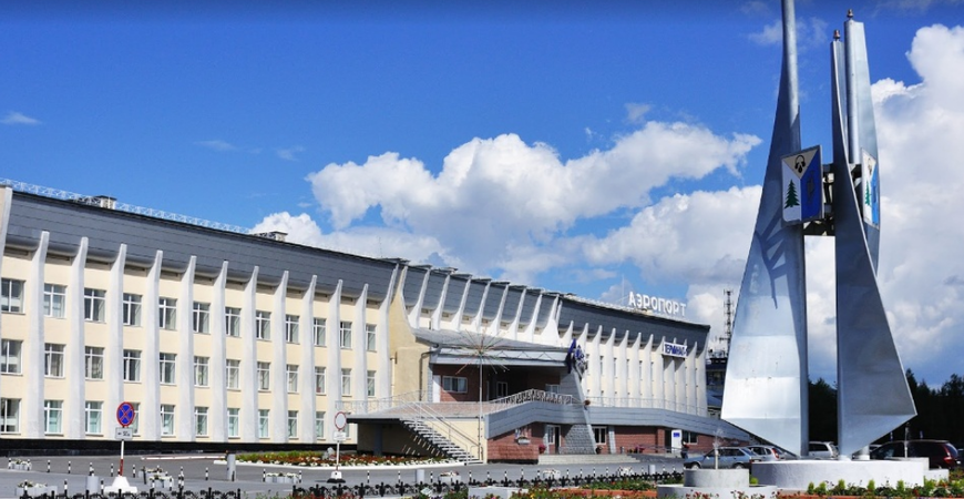 Аэропорт Нижневартовска имени Виктора Муравленко