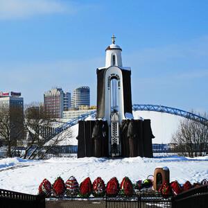 Зимние каникулы в Минске. Часть 1