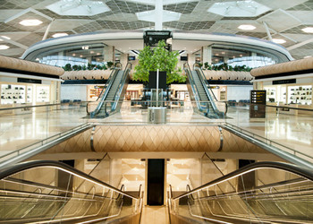 Аэропорт Баку удостоен пяти звёзд от Skytrax