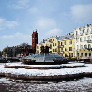 Зимние каникулы в Минске. Часть 2