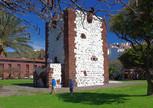 о. Ла Гомера, Графская башня