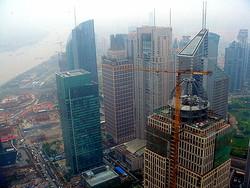 Достопримечательности Шанхая недоступны туристам