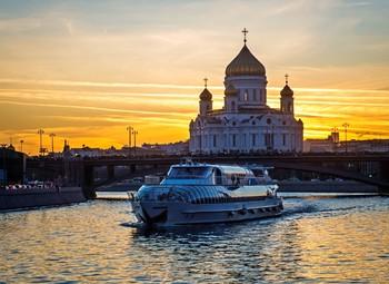 В Москве пройдёт парад речных судов разных эпох
