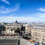 Сенная площадь в Санкт-Петербурге