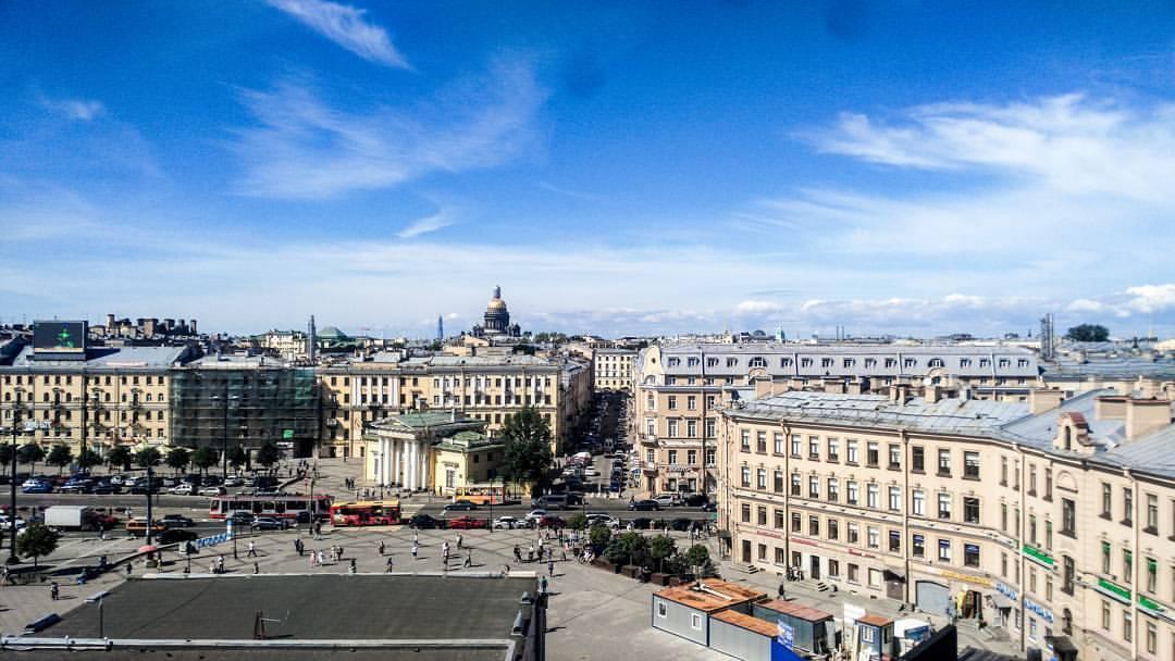 Сенная площадь в Санкт-Петербурге. Как добраться, отели, фото ...