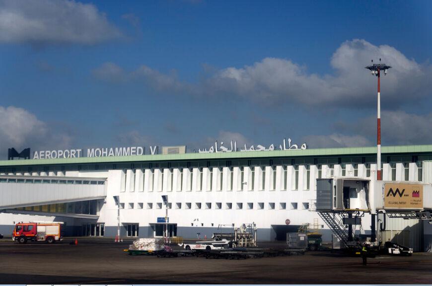 Как добраться из Аэропорта Касабланки до Марракеша