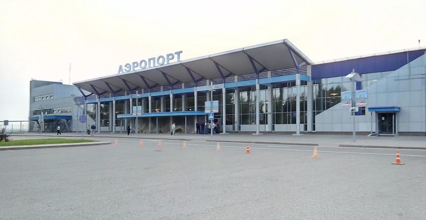 Аэропорт Томска «Богашево» имени Николая Камова