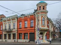 Архитектурные формы старого Владикавказа