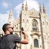 Профессиональная видеосъёмка в Италии.