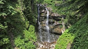 В Сочи для посещений открылся парк водопадов