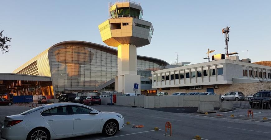 Аэропорт Дубровника (Zračna luka Dubrovnik)