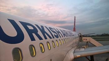 В аэропорту Стамбула столкнулись два пассажирских самолёта