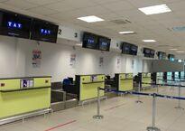 Стойки регистрации в аэропорту Газипаша