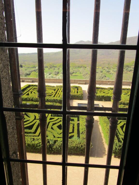 «Королевский дворец Сан-Лоренсо-дель-Эскориал ... Музей Прадо Внутри
